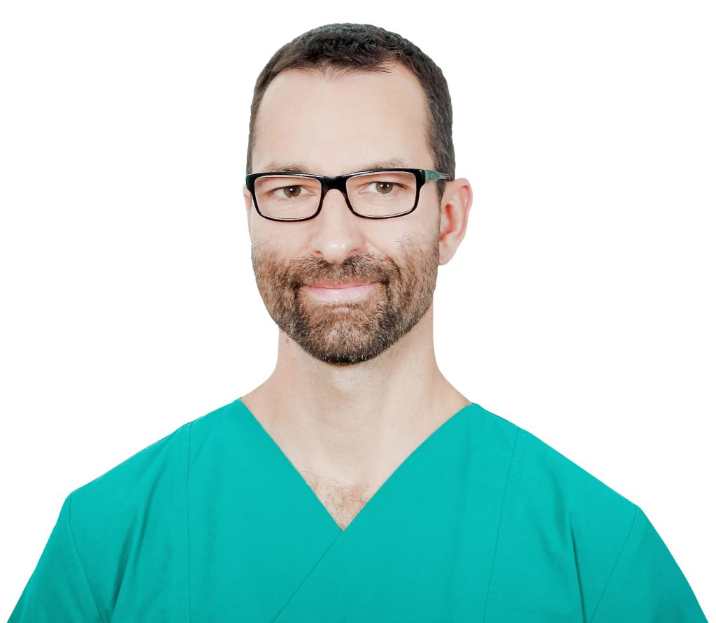 Dr. Christian Pfeil, Koloproktologie Hildesheim